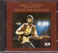 ERIC CLAPTON (Time Pieces Vol. ll) Envio 1-4 Cd´s 4euros