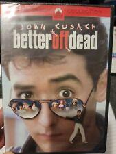 Better Off Dead 1985 Dvd Brand New