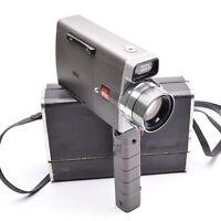 Sankyo Super 5x Cine Movie Camera with 8.5-42.5mm f/1.9 Lens c. 1965-66