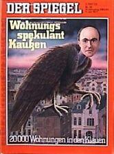 SPIEGEL 29/1977 Der Wohnungsspekulant Günter Kaußen