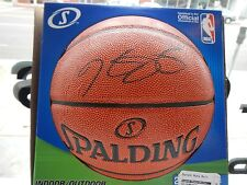 Kevin Durant Autographed Spalding Baskeball PSA/DNA Certified Authentic