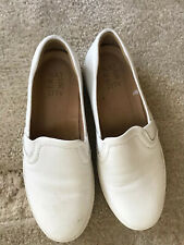 Naturalizer Marianne Casual Slip On Sneaker, Women's Size 8W - White