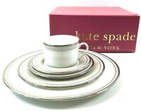 Kate Spade Palmetto Bay Place Setting Lenox Porcelain New in Box