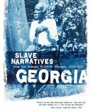 Georgia Slave Narratives: Slave Narratives from the Federal Writers' Project 193