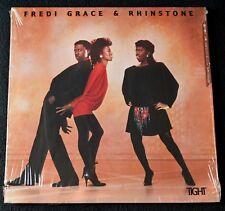 FREDI GRACE & RHINESTONE-TIGHT-SYNTH-POP, FUNK, DISCO-MFL1-850-1983-SEALED LP