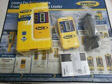 Spectra Precision Hr320 Laser Receiver Detector Topcon Leica Cst Agl