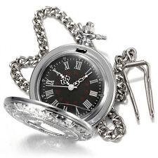 Omega Taschenuhren aus Silber