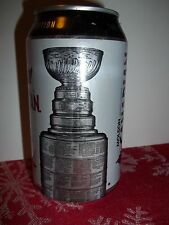 MOLSON CANADIAN STANLEY CUP 12OZ BEER CAN