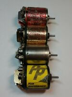 Vintage Brushed Motor Lot - Twister, Peak Performance