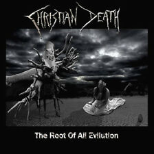 Christian Death : The Root of All Evilution CD (2015) ***NEW***