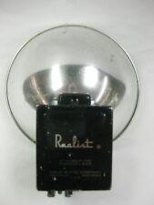 David White Stereo Realist model ST-52 photoflash as shown