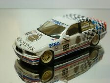 MINICHAMPS BMW E36 WARSTEINER #22 - WINKELHOCK - WHITE 1:43 - VERY GOOD - 20