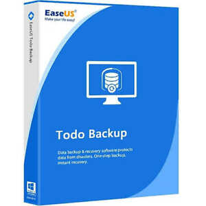 EaseUS Todo Backup 13.2.0 - 2021 - Windows - Lifetime License - Fast Delivery