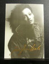 Jennifer Beals Flashdance Retro Vintage Photo Autograph Replica Official Gift