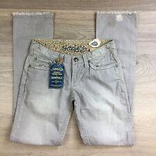 Stitch's Seminole Grey Women's Jeans Size 27 NWT W28 L33 (U10)