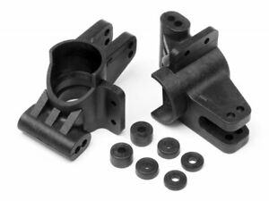 HPI Racing 101015 Rear Wheel Hub (Left/Right) Trophy Truggy / Buggy HB