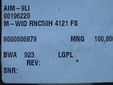 80 x M-Widerstand RNC50H4121FS 4,12K,Widerstände