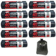 360 Forte Sacs Poubelle Poubelle poubelle Doublure Sacs poubelles 50 L Grande Ta...