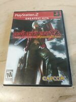 Devil May Cry 3 Dante's Awakening Special Edition PlayStation 2 PS2