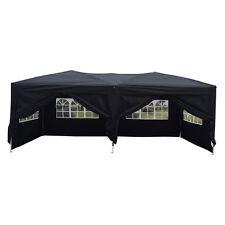 10'x 20' Outdoor Patio EZ Pop UP Wedding Party Tent Gazebo Canopy W/ Carry Bag