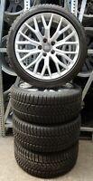 4 Audi Winterräder 245/40 R18 97V M+S Audi TT TTS 8S TTRS 8S0601025G Pirelli TOP