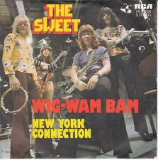 45 T SP THE SWEET *WIG-WAN BAM*