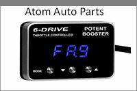 THROTTLE CONTROLLER BOOSTER 6 DRIVE 9 MODE SUIT FORD  RANGER PX PX2  2.2 3.2 Ltr