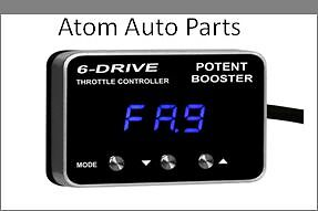 VOLKSWAGON GOLF 5,6,7, JETTA 05>  ALL ENGINES THROTTLE CONTROLLER - 6 DRIVE