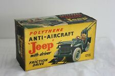 Poplar plastic Product Vintage Plastic Toys Military Police Military Willys Jeep