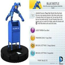 DC COMICS HEROCLIX FIGURINE 10th anniversary : Blue Beetle #016