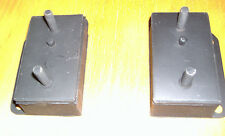 MGA /  MGB 1962-1974 Engine Mounts (X2) Tacos de Motor