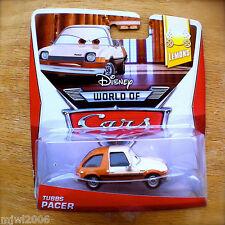 Disney World of Cars TUBBS PACER 2014 LEMONS diecast 2/8 bad guy crime boss PIXA