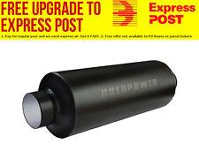 "Flowmaster Hushpower Pro-Series Standard Performance Muffler Round, 3-1/2"" Inlet"