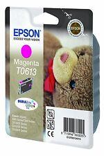 Original Epson t0613 Magenta d68 d88 dx3800 dx4200 MHD 10/2017
