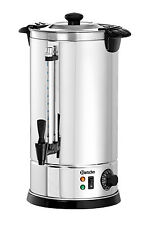Bartscher Heißwasserspender Wasserkocher Heißwasser Spender Zapfhahn CNS 8,5 L