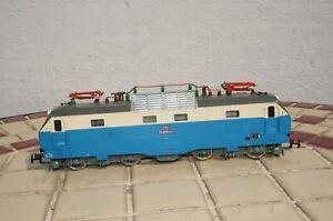 RF32] PIKO Locomotive H0 Csd ES4990010 Electric Beige/Blue without Original Box