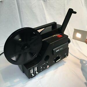 Duo 300 8mm Sound Movie Projector Vintage