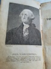 A History of the United States of America w/Engravings Antique Book c1829