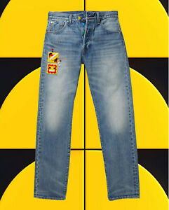 LEGO Group X Levi's 501 '93 Straight Fit Mens Jeans Limited Edition NEW sz 32x32