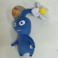 "NEW PIKMIN 6.5 "" Blue Flower STUFFED PLUSH DOLL Stuffed Animal sale"