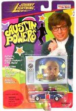 Johnny Lightning Austin Powers 1:64 Diecast Shaguar with Bonus Showcard!