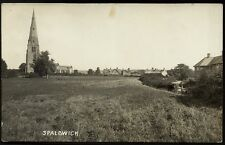 More details for spaldwick. church across fields.