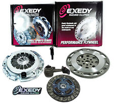 EXEDY RACING STAGE 1 CLUTCH KIT SET+CHROMOLY FLYWHEEL 04-07 FORD FOCUS 2.0L 2.3L