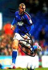 Ipswich Town F.C Lee Martin Hand Signed 12/13 Photo 6x4 4.