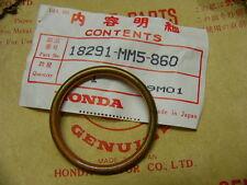 Honda CB 750 Four K0 K1 K2 Dichtung für Auspuffkrümmer Gasket exhaust pipe