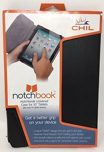 """Chil Notchbook Universal Case for 10"""" Tablets"""