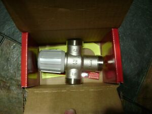 Honeywell AM-1 Series Thermostatic Mixing Valve YHAM101C-US-1 (VALVE ONLY)