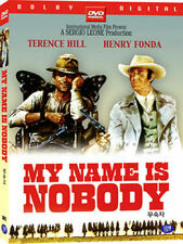 My Name Is Nobody (1973) Terence Hill, Henry Fonda DVD *NEW