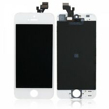 For iPhone 5 Replacement Full Front Screen LCD and Digitizer Assembly WHITE