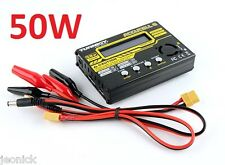 Turnigy Accucell 6 50W 6A accucel Balancer Charger Lipo Nicd NiMH LiFe LiHV